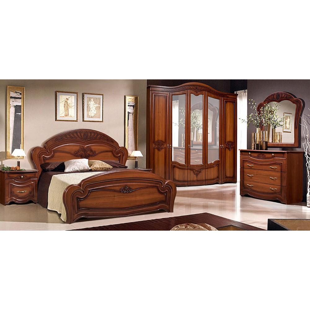 dormitor-valeria-5-usi-calvados-patinat